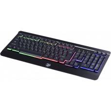 Клавиатуры опт и розница Клавиатура 2E Gaming KG320 LED USB Black Ukr ⏩ megapower.space ▻▻▻