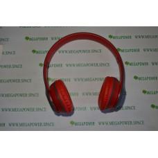 Наушники P47 беспроводные Bluetooth Red