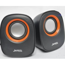 Аккустическая система,колонки опт и розница Колонки USB 2.0 JEDEL JD-M600 (Q-106) Black/Orange ⏩ megapower.space ▻▻▻