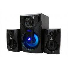 Колонки Golden Field LA-215G  MP3\FM\Bluetooth