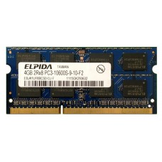 Память DDR3 4GB Elpida PC3-10600 (1333Mhz) (for AMD)