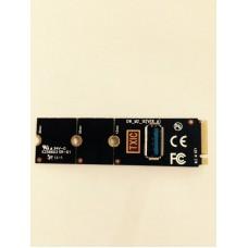 Адаптер Riser Card - M2  USB3.0