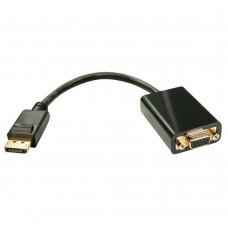 Конвертер DisplayPort - VGA