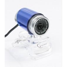 Веб-камера Gembird CAM100U-B Blue