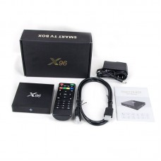 Медиаплеер Android TV BOX X96 1GB+8GB Amlogic S905X