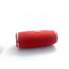 Портативная колонка Bluetooth JBL Charge 3+ красные