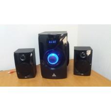 Аккустическая система,колонки опт и розница Акустическая система Golden Field LA165 С Bluetooth ⏩ megapower.space ▻▻▻