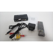 Тюнер MONDAX DVB-T2 IPTV/YouTube/WiFi/MP4 T2-MX-508
