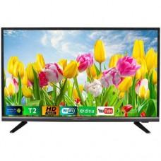 Телевизор BRAVIS LED-32G5000 Smart + T2 black