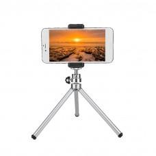 Штатив алюминиевый для фотоаппарата/телефона