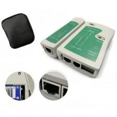 Сетевое оборудование опт и розница Тестер кабельный Atcom NS-468N (15252) ⏩ megapower.space ▻▻▻