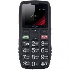 Мобильный телефон Ergo F184 Respect Dual Sim Black б/у