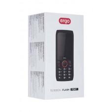 Мобильный телефон ERGO F247 Flash Dual SIM Black УЦЕНКА ТОВАРА
