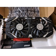 Видеокарта MSI GeForce GTX 1060 3GT OC