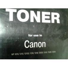 Купить новый Тонер Canon NP1215 туба 190г