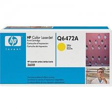 Картридж опт и розница Картридж HP Q6472A CLJ3600 Yellow ⏩ megapower.space ▻▻▻