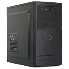 Корпус Crown CMC-4200 450W чёрный, Minitower (CM-PS450W ONE)