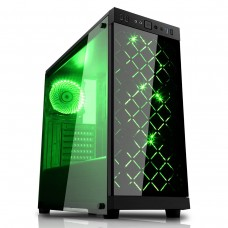 Корпус GameMax ATX Polaris Black GMX-POLARIS-RGB без БП