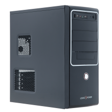 Корпуса для компьютеров опт и розница Корпус LogicPower LP 0083 400W  ⏩ megapower.space ▻▻▻