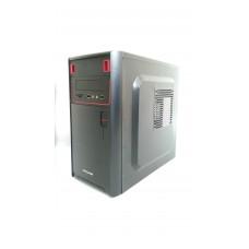 Корпуса для компьютеров опт и розница Корпус LP 6103 БП 400w 8mm mATX  ⏩ megapower.space ▻▻▻
