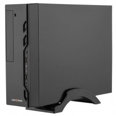 Корпус LogicPower S622  400W Slim, mini-ITX/mATX, чёрный