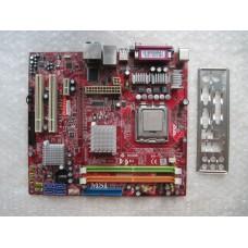 Материнская плата MSI 945GZM5 (MS-7267) Intel 945GZ, s775 б/у (945GZM5_bu)