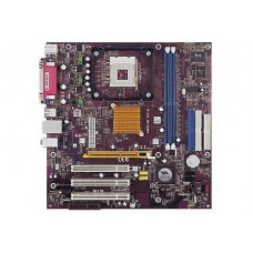 Материнская плата ECS PM800-M2 (V1.0) б/у