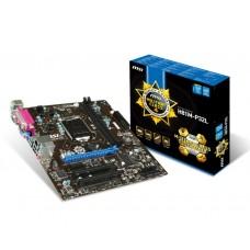 Материнская плата MSI H81M-P32L Intel H81, s1150, mATX