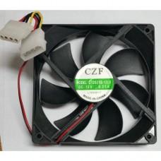 Вентилятор для корпуса 80мм CZF,DTS