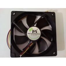 Вентилятор для корпуса @lux 120 мм, 3-pin (LFA-12-3P/1B)