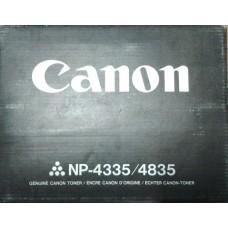 Тонер Canon NP 4335/4835, 420g