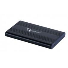 "Карманы для дисков опт и розница Карман Gembird EE2-U2S-5 black внешний для HDD 2,5"" SATA USB2.0, алюминий ⏩ megapower.space ▻▻▻"