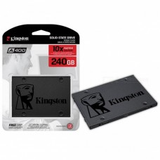 SSD накопитель Kingston SSDNow A400 240 GB (SA400S37/240G)