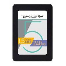 """SSD-накопитель 240GB  Team L5 Lite (T2535T240G0C101) SATA III, 2.5"""""""