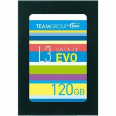 SSD накопитель TEAM L3 Evo 120GB (T253LE120GTC101)