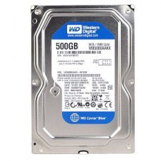 "Винчестер 500GB Western Digital 3.5"" Б/У"