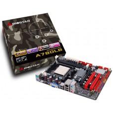 Материнская плата Biostar A780LB AMD 760G/SB710, sAM2+, mATX