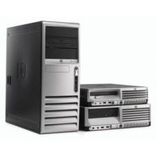 Системный блок HP Compaq 7600 s775 (Pentium 4 (640)/1GB/80GB) Б/У