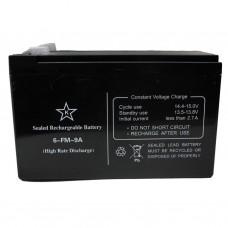 Аккумуляторная батарея KSTAR 12В 9 Ач (6-FM-9А)