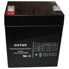 Аккумуляторная батарея KSTAR 12V 4.5AH (6FM4.5)