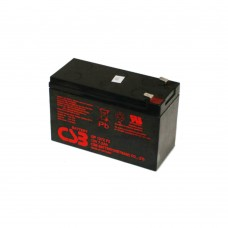 Аккумулятор CSB 12В 7.2 Ач (GPL1272F2)