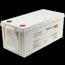 Аккумулятор гелевый LogicPower 12В 200 Ач (LPM-GL 12 - 200 AH)