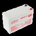 Аккумуляторные батареи опт и розница Аккумулятор гелевый LogicPower 12В 7,2 Ач (LPM-GL 12 - 7,2 AH) ⏩ megapower.space ▻▻▻
