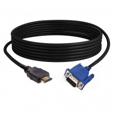Кабель Viewcon HDMI to VGA 3m