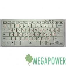 Клавиатуры опт и розница Клавиатура Golden Field K111S White USB ⏩ megapower.space ▻▻▻