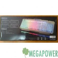 Клавиатура профессиональная игровая M500 с подсветкой,Atlanfa