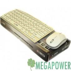 Комплект беспроводной клавиатура с мышкой L-Pro 1288