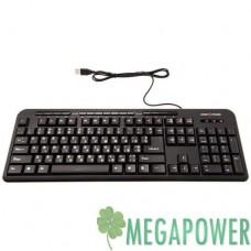 Клавиатура LogicPower LP-KB 039 мультимедийная, черная, USB