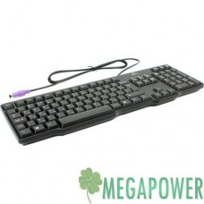 Клавиатуры опт и розница Клавиатура Logitech K100 Classic, чёрная, PS/2 ⏩ megapower.space ▻▻▻