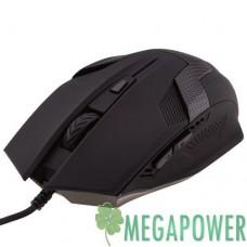 Мышка LogicFox LF-GM 051 чёрная, USB